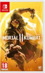 Warner Bros. Entertainment Warner Bros Mortal Kombat 11 (Nintendo Switch) Basis Meertalig