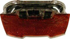 Gazelle Achterlicht Solovision 156-e04 Led Batterij Rood