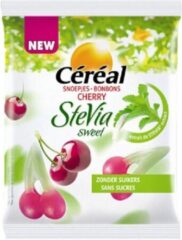 Cereal Céréal Snoep Kersen Stevia (120g)
