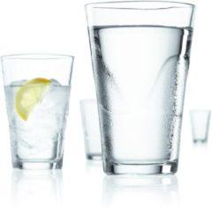 Transparante Menu Longdrinkglas