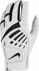 Nike Golfhandschoen Dura Feel IX LH GG - Junior - Wit - Maat L