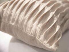 Fissaggio Waves Blossom Linen - Sierkussen - 30x50cm - Blossom Linnen