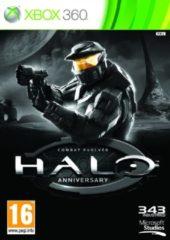 Microsoft Halo Combat Evolved - Anniversary Edition - Xbox 360 (Compatible met Xbox One)