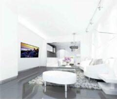 Reflecta Plafondbeugel Tapa L 430-650mm wit