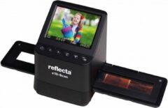 Reflecta x10-Scan Negatiefscanner 14 Mpix Digitaliseren zonder PC, Display, Geheugenkaartlezer, TV-uitgang