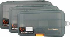 Savage Gear Lure Box - Viskoffer - no.2 - Transparant