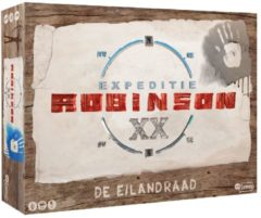 Just Games Expeditie Robinson - De eilandraad (het bordspel) bordspel