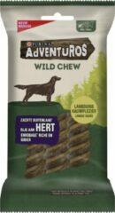 AdVENTuROS Wild Chew Small - Hondensnacks hertensmaak - 7 x 150g