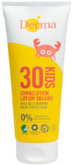 Derma Sun Lotion KIDS SPF30 200ml vegan