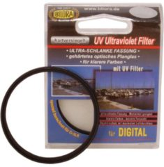 Bilora Filter UV (Ultraviolet)-Filter 52 mm Bilora bunt/multi