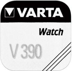 390 Knoopcel Zilveroxide 1.55 V 59 mAh Varta Electronics SR54 1 stuks