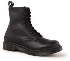 Zwarte Dr. Martens 1460 Pascal Virginia Mono - Dames Boots - 24479001 - Maat 36