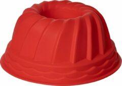 Rode Sareva Siliconen Tulbandvorm Ø 22 cm