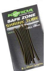 Groene Korda Safe Zone Shrink Tube - Weed - 1.6mm - Weedy Green