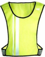 Wowow Jacket 3.0 Dark Fluorgeel Maat Xs / S