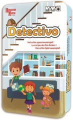 University Games Detectivo Reisspel