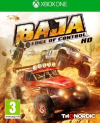 Nordic Games BAJA: Edge of Control HD Xbox One (THQ020.BX.RB)
