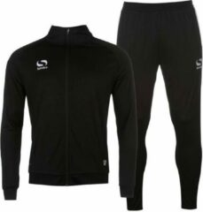Blauwe Sondico Trainingspak Kinderen - Black/White