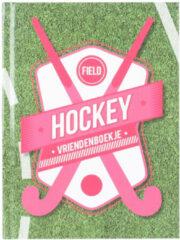 Vriendenboek- Interstat - Hockey - Kinderen - 14 x 19 cm