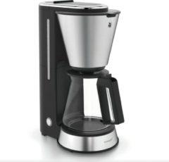 Zilveren WMF koffiezetapparaat WMF KÜCHENminis® Aroma koffiezetapparaat glas, 0,65 l-kan, papieren filter 1x2