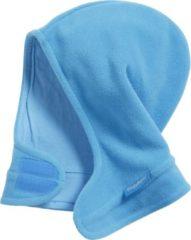 Playshoes Winter Playshoes Fleece Muts klitteband Kinderen - Lichtblauw - maat 47-49cm
