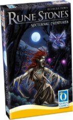 Queen Games Rune Stones Uitbreiding Nocturnal Creatures