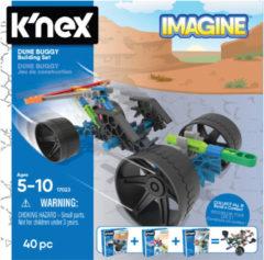 K'NEX bouwset Dune Buggy junior 15,2 x 5,1 cm 40 stukjes