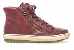 Bordeauxrode Gabor Sneakers