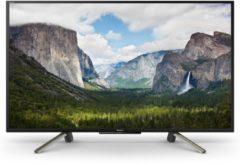 Sony KDL43/50WF665BAEP LED Fernseher (43/50 Zoll | Full HD | Smart TV | A bis A+) Sony Schwarz