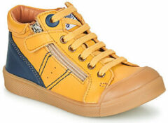 Oranje Hoge Sneakers GBB ANATOLE