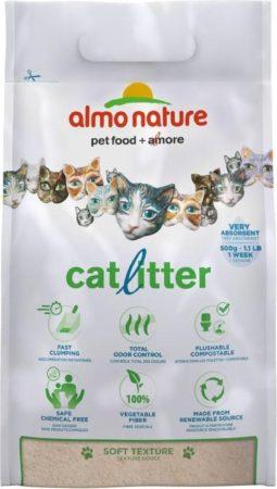 Afbeelding van 5x Almo Nature Kattenbakvulling - 2,27 kg