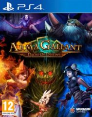 Maximum Games ArmaGallant: Decks of Destiny PS4 (PS40056EUR)
