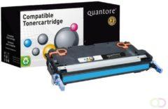 Tonercartridge Quantore HP Q6471A 502A blauw