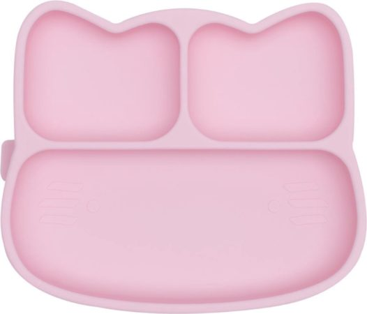 Afbeelding van We Might Be Tiny Kat Stickie Plate Licht Roze
