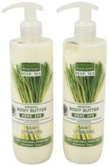 MINERAL Beauty System Body Butter Lemongrass