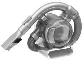 Afbeelding van Black & Decker Handstofzuiger, 18 Watt, max. 0,56 l Stofbakcapaciteit, 1,7 m Actieradius, Kierenmondstuk PD1820L