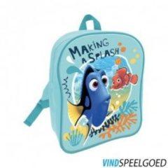 Groene Disney Kinder Rugzak - Finding Dory Nemo - 32x24x10 cm