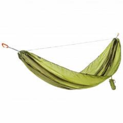 Cocoon - Ultralight Hammock Single - Hangmat maat 325x148 cm, geel/olijfgroen