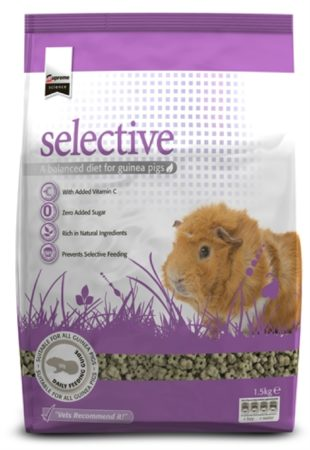 Afbeelding van Hope Farms Supreme Science Selective Cavia 1.5 kg OP is OP