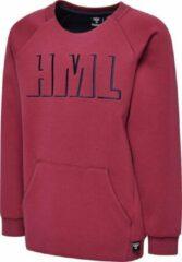 Rode Hummel sweater bordeaux maat 146