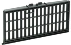 Miele Gitter (Ausblasfilter anthrazit) für Staubsauger 2243968