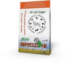 Farm Food High Energy Mini - Schotse Zalmolie - Hondenvoer - 2 kg