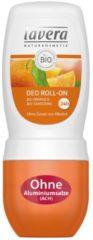Lavera Körperpflege Body SPA Deodorants Bio-Orange & Bio-Sanddorn Deodorant Roll-On 50 ml