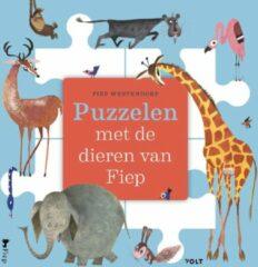 Ons Magazijn Puzzelen met de dieren van Fiep