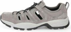 Pius Gabor 0138.13.01 Heren Instap Sneakers - Grijs - Maat 44.5