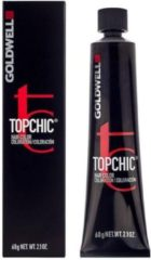 Gouden Goldwell - Topchic - 5BG@KK Brown Gold @ Intense Copper - 60 ml