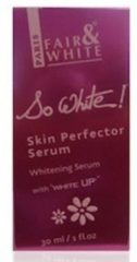 Fair And White So White Skin Perfector Whitening Serum With WHITE UP 30 ml