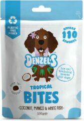 Denzel's Bites - 100% Natuurlijk - Kokos, Mango en Witvis