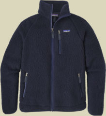 Patagonia Retro Pile Jacket Men Herren Fleecejacke Größe S navy blue