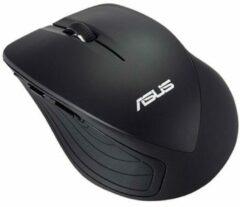 Zwarte ASUS WT465 muis RF Draadloos Optisch 1600 DPI Rechtshandig